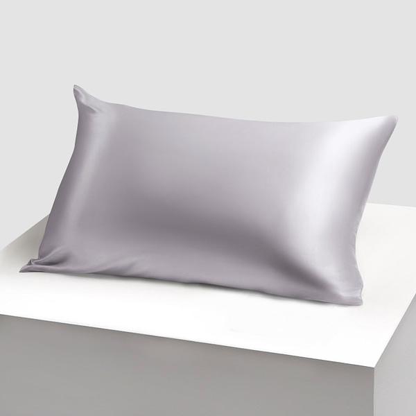Silk pillowcase silver singapore