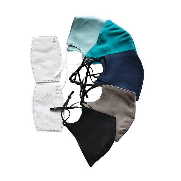 Silk Face Mask Multi Pack