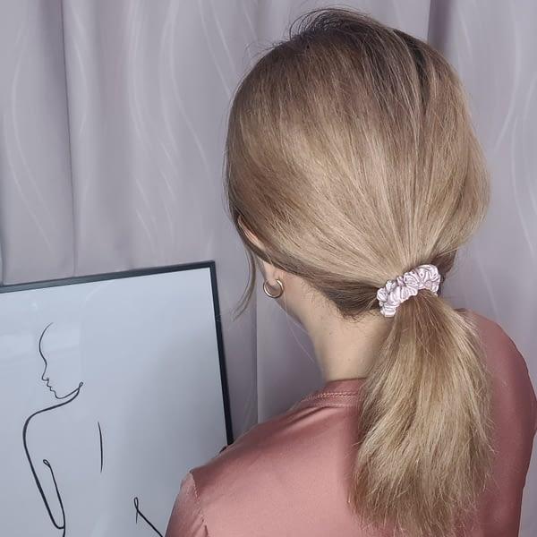 Ponytail Scrunchie Hairstyles