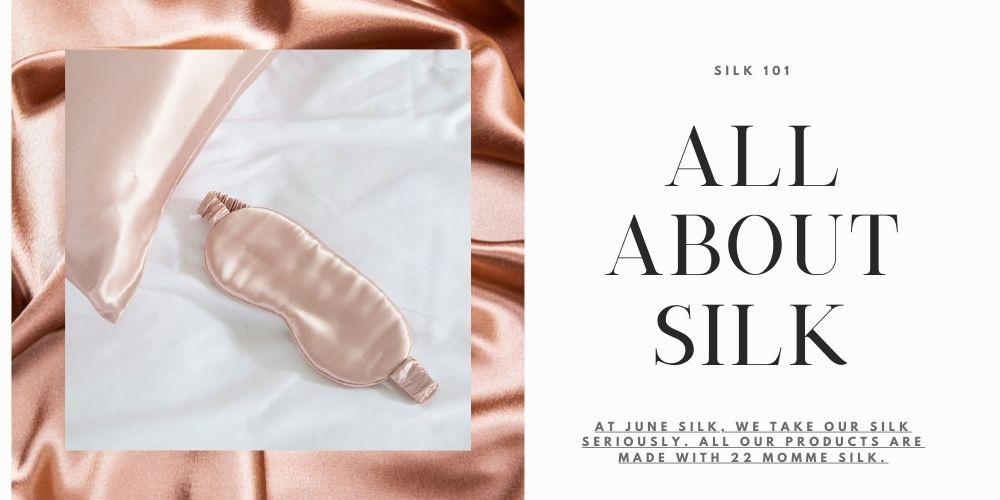 all about silk- silk 101- silk guide