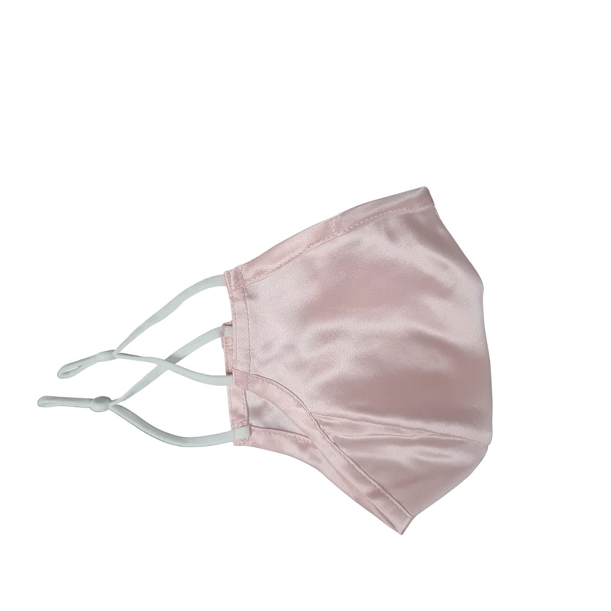 Mulberry Silk Face Mask Pink