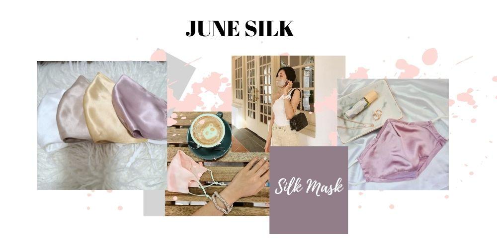 June Silk Face Mask Singapore