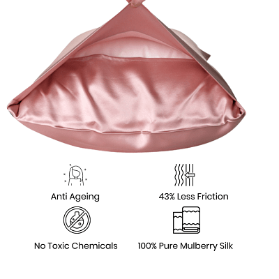 Reasons to Use a Silk Pillowcase