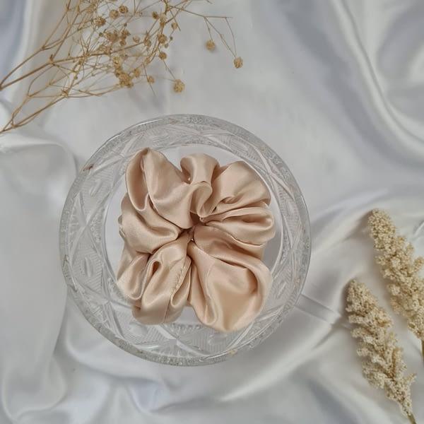 Large Silk Scrunchie Singapore